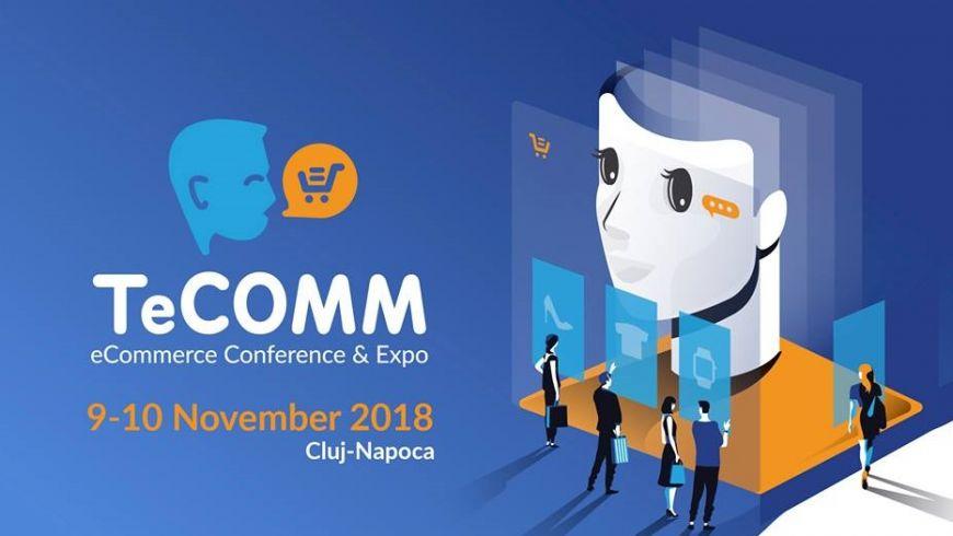 iAgency.ro participa la TeCOMM Cluj, editia 2018