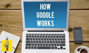 Cum functioneaza motorul de cautare Google?