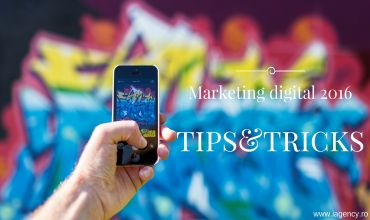 Marketing digital 2016 – Tips & Tricks