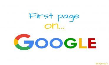 Vrei in prima pagina din Google? Iata ce ar trebui sa stii
