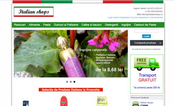 ItalianShops.ro