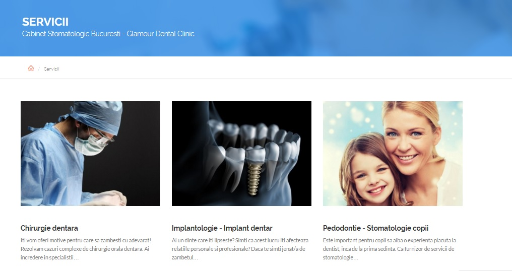 iAgency | servicii webdesign